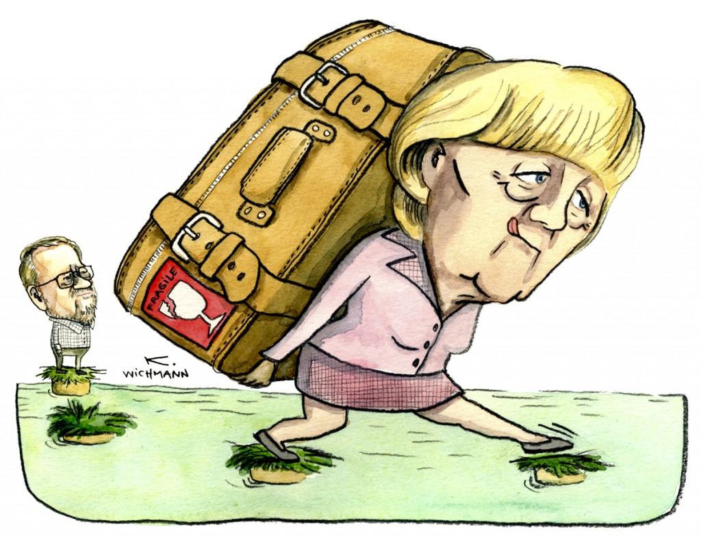Per stig og tyskland