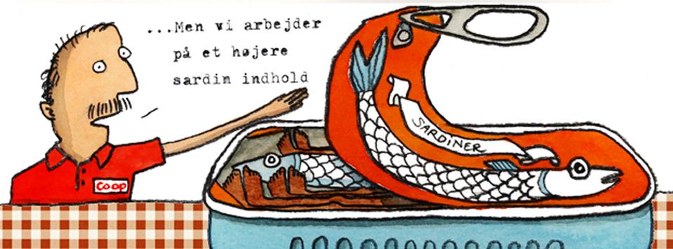sardindåser