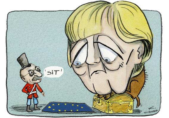 Ellemann og Tyskland l