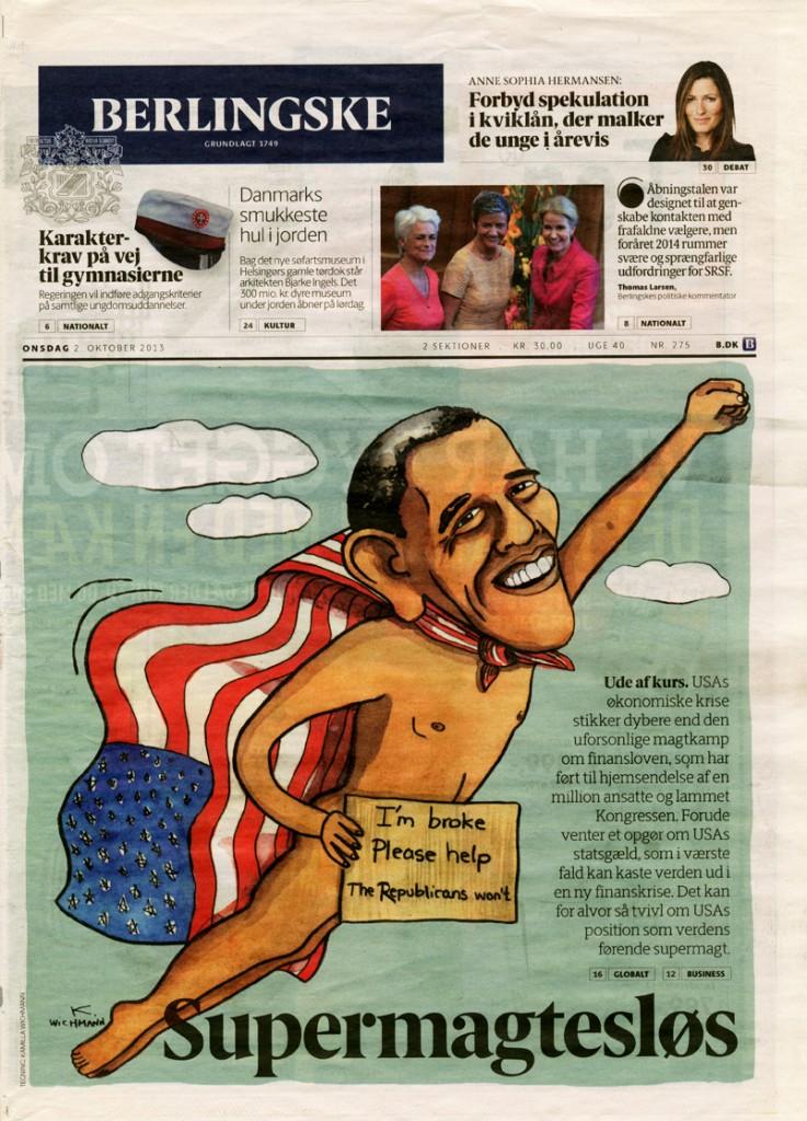 Obamas økonomi